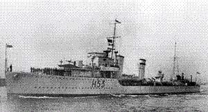HMS Dainty