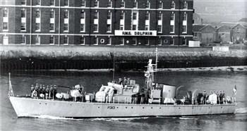 HMS Droxford