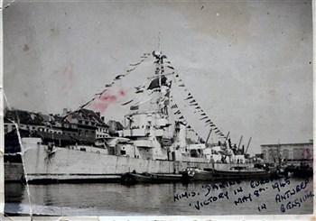HMS Antwerp