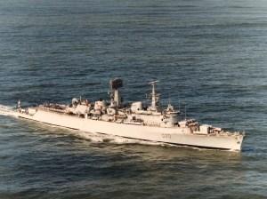 HMS FIFE