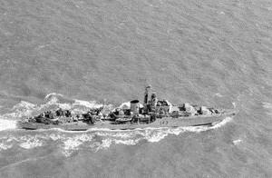 HMS Matapan