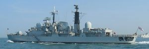HMS Nottingham