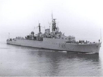 HMS Relentless