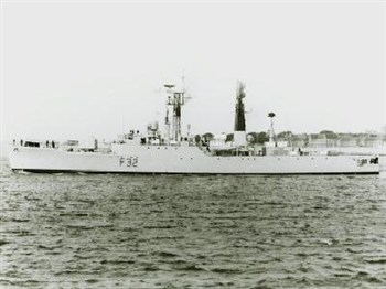 HMS Salisbury