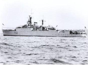 HMS Undaunted