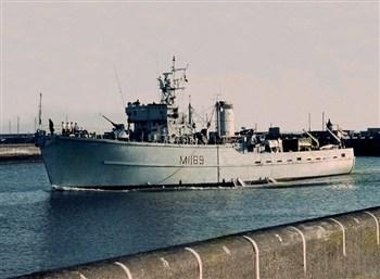 HMS Wasperton