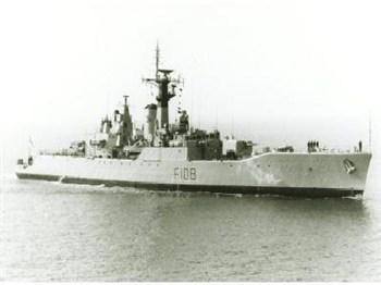 HMS Londonderry