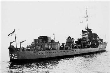 HMS Jersey