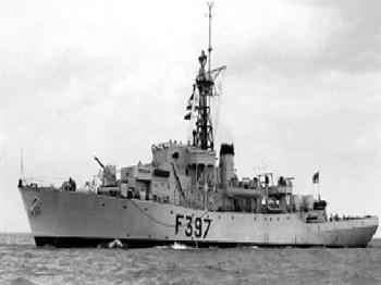 HMS Launceston Castle