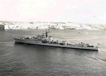 HMS Chivalrous