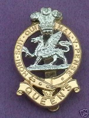 Queen's Fusiliers