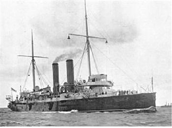 HMS St.George