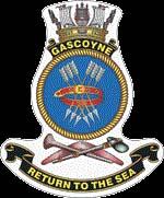 HMAS Gascoyne