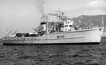 HMS Dufton
