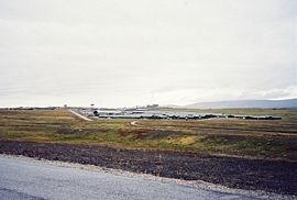 RAF MPA Falkland Islands