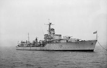 HMS Dunkirk