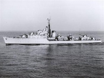 HMS Troubridge