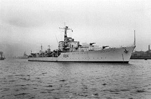 HMS Saintes
