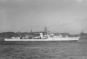 HMS St Kitts