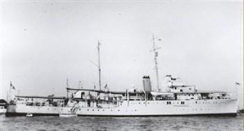 HMS Fleetwood