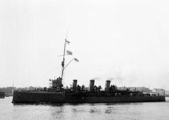 HMS Skirmisher II