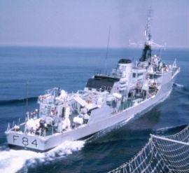 HMS Exmouth