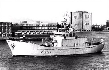 HMS Guernsey