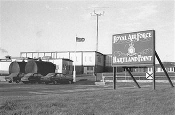 RAF Hartland Pt