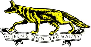 Queen's Own Yeomanry
