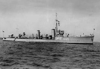 HMS Scimitar