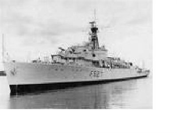 HMS Mounts Bay
