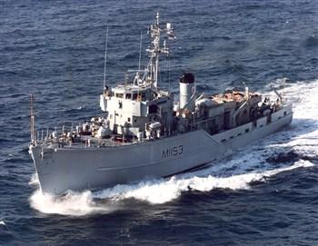 HMS Kedelston