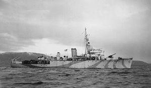 HMS Mutine