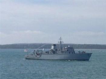 HMS Dulverton