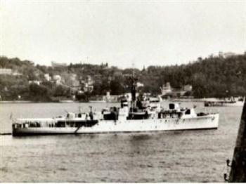 HMS Peacock