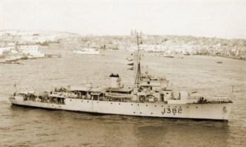 HMS Sylvia