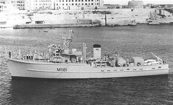 HMS Leverton
