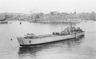 HMS Dieppe