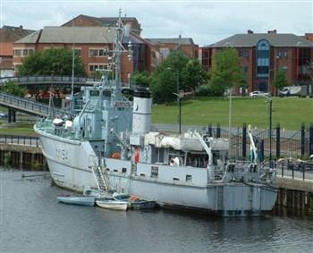 HMS Kellington