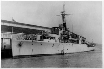 HMS  Snipe