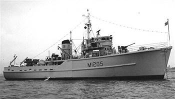 HMS Wiston