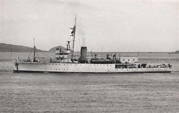 HMS Shackleton