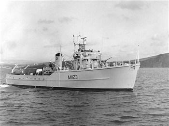 HMS CLARBASTON
