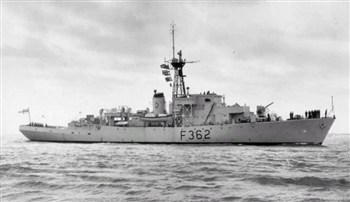 HMS Porchester Castle