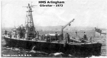 HMS Arlingham