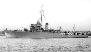HMS Harrier