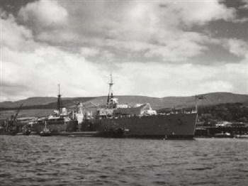 HMS Rorqual
