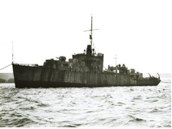 HMS Widemouth Bay