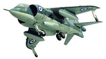 Harrier Conversion Team