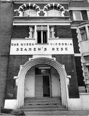 Queen Victoria Seamens Rest